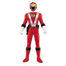 BANDAI GO-ONGER SENTAI GO ON RED HERO 13 SOFT VINYL FIGURE POWER RANGER