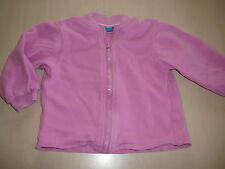 Topolino hübsche Sweat Jacke Gr. 86 / 92 rosa !!