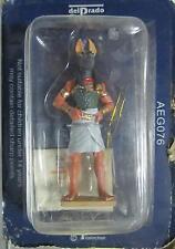 AEG076 - FIGURA EGIPCIA  DE PLOMO  - DEL PRADO