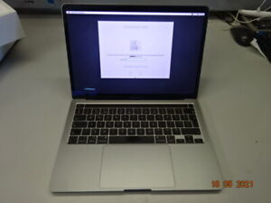"""Apple MacBook Pro 2020 13"""" 1.4Ghz 8GB 256GB (FAULTY/SPARES/REPAIRS) (EUX01217)"""