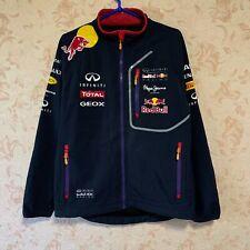 Pepe Jeans Soft Shell Jacket Infiniti Red Bull Racing mens M MEDIUM