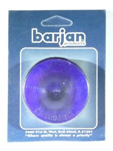 """2.5"""" Round Sealed Purple Marker Light 049-BP142P SAE PCP2 93 MADE IN USA"""