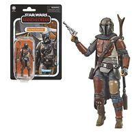 Star Wars The Vintage Collection The Mandalorian Action Figure NIB - In Stock