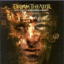 """Dream Theater """"Metropolis part 2-Scenes from..."""" CD NUOVO"""