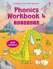 Phonics Workbook 4 vom usborne Verlag