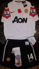 Brand New Manchester United Player Issue Shirt Full Kit