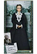 Barbie Inspiring Women Series Susan B. Anthony 2020 Doll New in Box! PREORDER