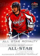 2008-09 Ultra All-Star Royalty #1 Alexander Ovechkin