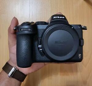 Nikon Z5 24.3MP Mirrorless Camera (Body Only) OPENED BOX NEW