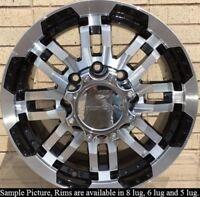 "4 New 16"" Wheels Rims for Kia Borrego Dodge Viper Dakota Durango 2WD 4WD - 27500"