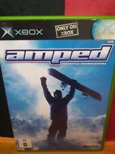 Amped: Freestyle Snowboarding - Microsoft Xbox PAL - Includes Manual