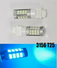 Reverse Backup Light 92 LED Bulb Ice Blue T25 3156 3456 B1 #1 For Buick Mazd