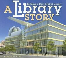 Public LIBRARY STORY Minneapolis Building Architecture Children's Book Vogel