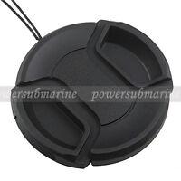 40.5mm Lens Cap Hood Cover Snap-on For Olympus Pen E-P1 E-P2 E-PL1