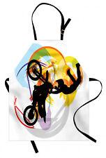 Extreme Sports Apron Motocross Rider
