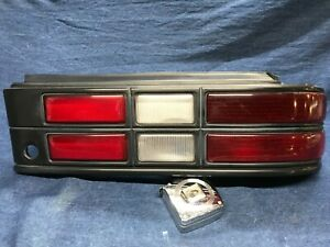 1989 1990 1991 1992 1993 1994 Dodge Shadow Right Side Tail Light Lamp OEM