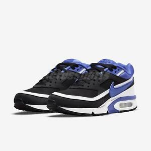 Nike Air Max BW OG Persian Violet 2021 Black Blue White Men Casual DJ6124-001