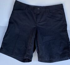 """Eddie Bauer Women's Size 16 Blue Shorts Inseam 10"""" Legend Wash"""