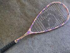 Black Knight 9120 TI The Patriot American flag beryllium Squash Racquet 4-1/4