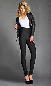 Parasuco 8Tango Women's Slim-Leg Body Feet  Pants Black Size 30