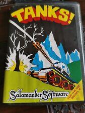 SALAMANDER TANKS! UBER RARE 1980S BBC GAME *SEE DEALS*