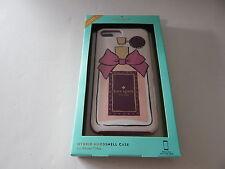 """New Kate Spade Hybrid Hardshell Case for iPhone 8/7 Plus 5.5"""" Perfume Bottle New"""