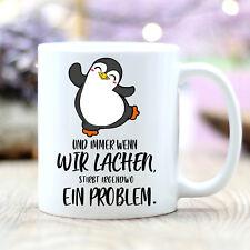 Ashdene Becher // Tasse aus Porzellan Australia Penguin Parade Pinguin