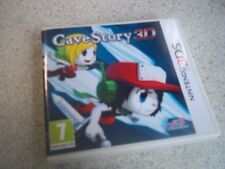 1X Replacement Nintendo 3DS CAVE STORY 3D. Empty 3DS Game Case.Repro Inlays