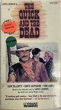 The Quick And The Dead 1987 VHS Sam Elliot VHSshopCom