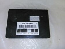 2010 Chevy or GMC pickup BCM Body Control Module 20939137