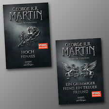George R.R. Martin | GAME OF THRONES Band 4 + 5 | Hoch hinaus + grimmiger Feind