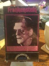 Original BETA Tape FRANKENSTEIN Boris Karloff HORROR Universal Monsters SEALED!