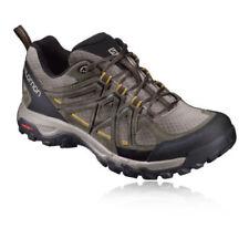 Scarpe da ginnastica da uomo trekking, escursioni, arrampicate grigio con stringhe