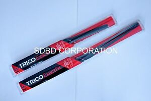 2011-2012 Infiniti FX35 Trico Exact Fit Beam Style Wiper Blades