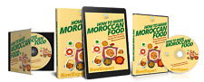 How To Make Moroccan Food(Ebook + Audio + Video Course) - HowExpert