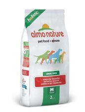 Almo Nature Holistic Medium Adult Dog 12 kg Manzo e Riso per Cani