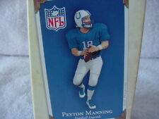 Hallmark Peyton Manning Ornament & Card Brand New