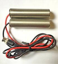 Hulda Clark Super Zapper replacement cables and cylinders.