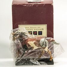 Trail Of Painted Ponies Year of the Horse 1st Ed Pony Box