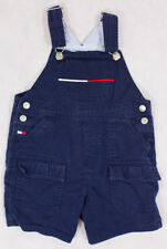 Size 4T Toddler Unisex Tommy Hilfiger Blue Classic Overall's