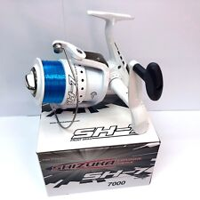 SHIZUKA SK7 70 SEA LARGE LINEAEFFE FISHING BEACH PIER REEL WITH LINE WHITE