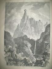 ILE MAURICE MONT PETER-BOTTE CHATEAU DU LUDE MONTENEGRO DUNGA ESPAGNE ELCHé 1868