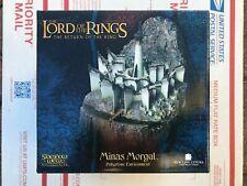 Sideshow Weta Lord Of The Rings Minas Morgul Polystone Environment 6593/8500