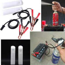 Universal Auto Car Fuel Injector Flush Cleaner Adapter Cleaning Tool DIY Kit