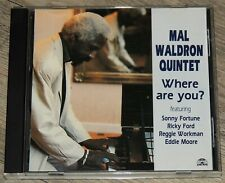 Mal Waldron Quintet - Where Are You?   1994 Soul Note CD
