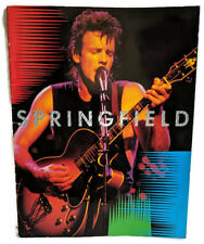 Rick Springfield Cathode Ray Tour Program Book 1985