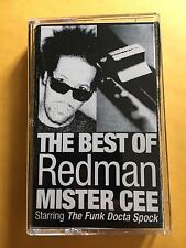 DJ Mister Cee The Best of Redman CLASSIC Tape Kingz Cassette Mixtape Tape