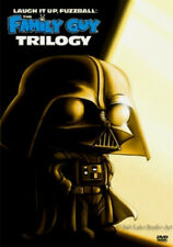 Family Guy Star Wars Trilogy Blue Harvest Something Darkside & Trap! DVD Box Set