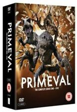 Primeval - Series 1 to 5 UK DVD