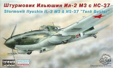 Eastern Express 1/72 Ilyushin Il-2m3 & NS-37 'Tank Buster' #72217